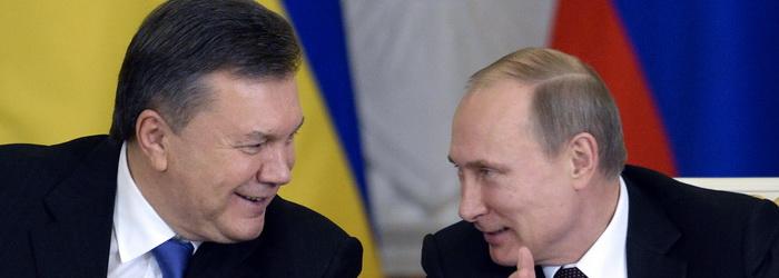 Viktor Ianukovici spune ca nu a fost