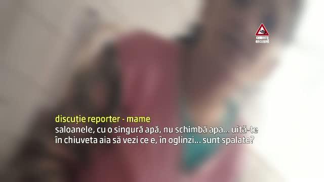 Reportaj cu CAMERA ASCUNSA in spitalul in care