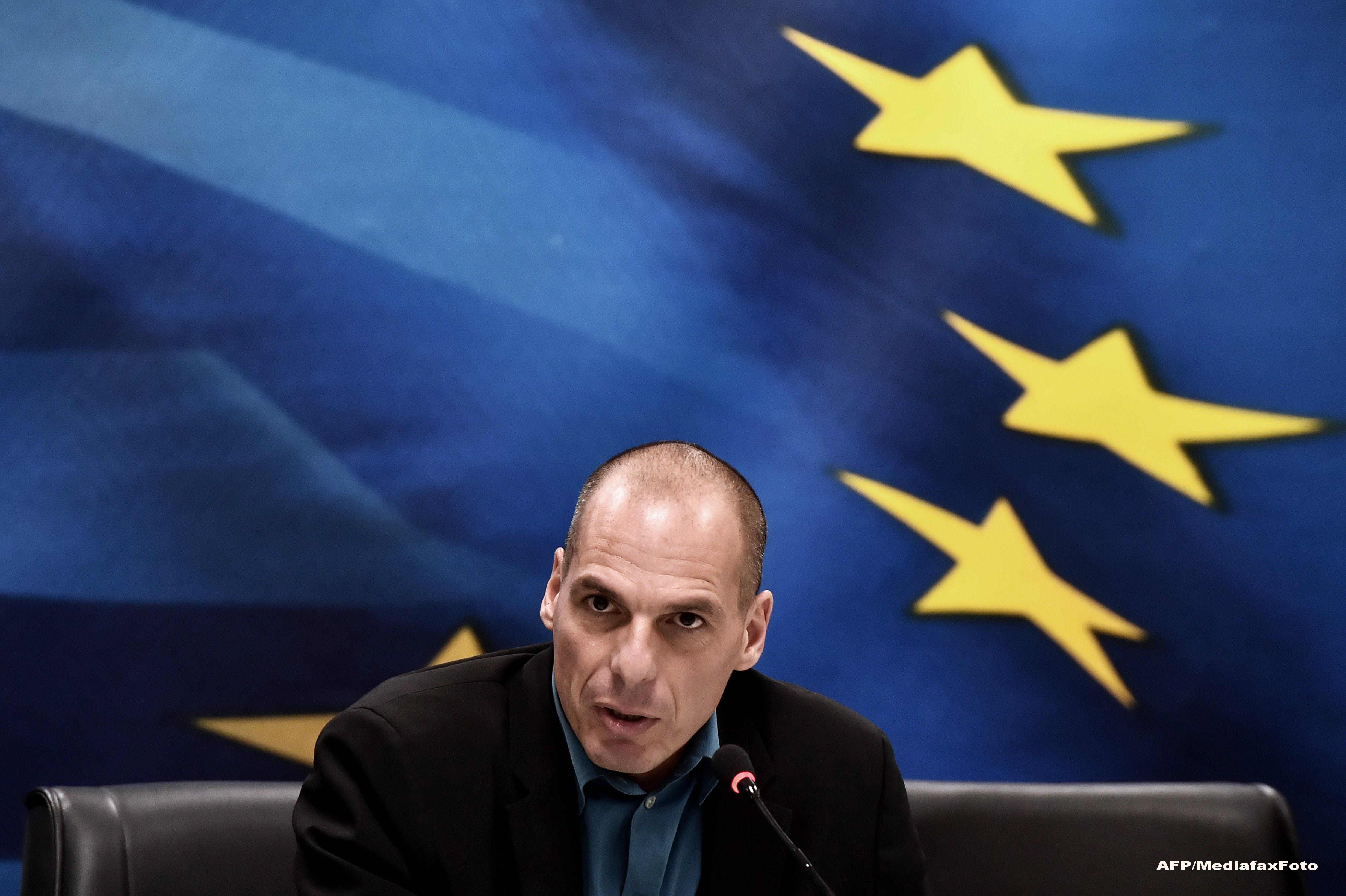 Reprezentantul Greciei la FMI a demisionat, dupa o intalnire dintre Varoufakis si Christine Lagarde