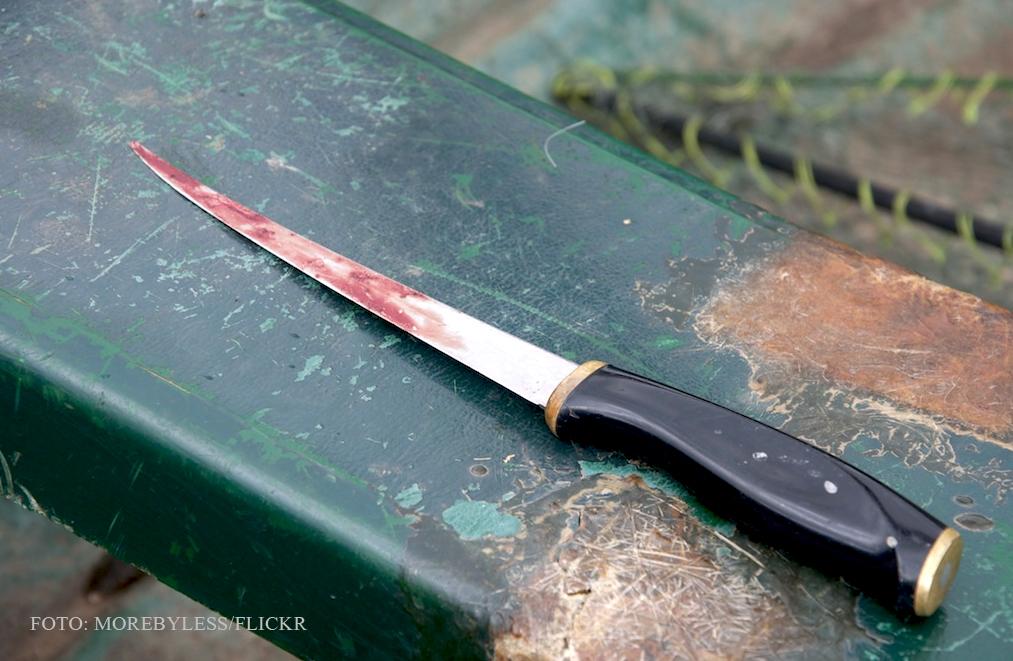 Doi moldoveni, injunghiati mortal cu propriile arme de cel pe care incercau sa-l talhareasca. Jaf ca in filme la Moscova
