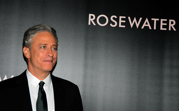 Jon Stewart se retrage de la carma emisiunii