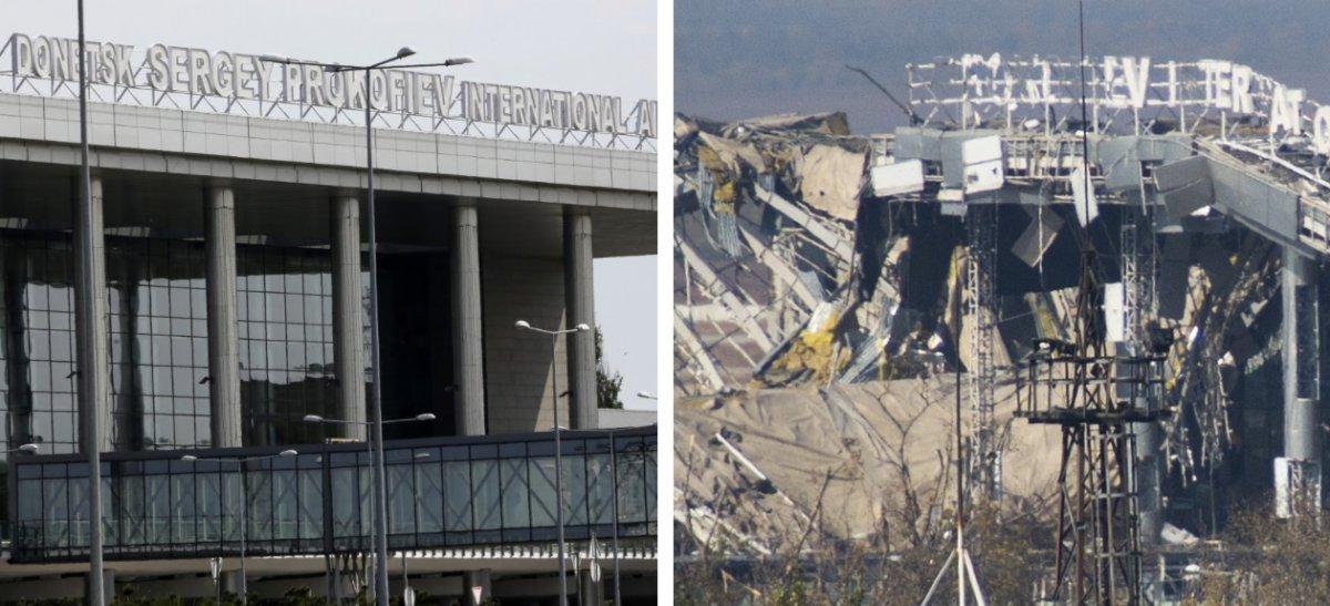 Ce a mai ramas in picioare dupa pacea de la Minsk. Asa arata visul european de 10 miliarde de euro transformat intr-o ruina