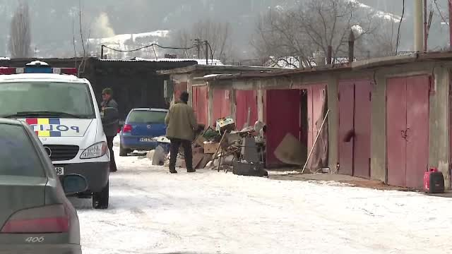 Mai mulți bărbați din Cluj și-au făcut o cramă secretă sub garaje