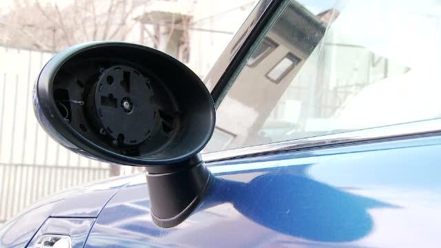 CAMERA ASCUNSA. Motivul pentru care hotii fura oglinzi retrovizoare la comanda. De ce sunt atat de cautate pe piata neagra