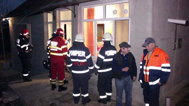 Sfarsit tragic pentru un cuplu din Cluj. S-au intoxicat cu monoxid de carbon, iar vecinii i-au gasit langa usa, fara suflare
