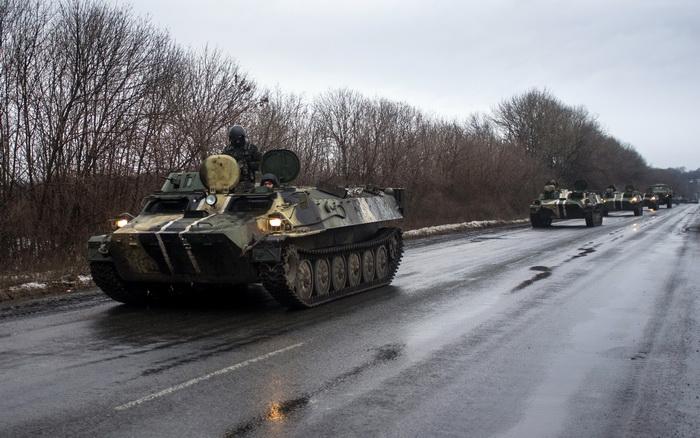 Criza in Ucraina. In ciuda armistitiului, luptele pentru orasul-cheie Debaltseve continua. Mesajul Statelor Unite