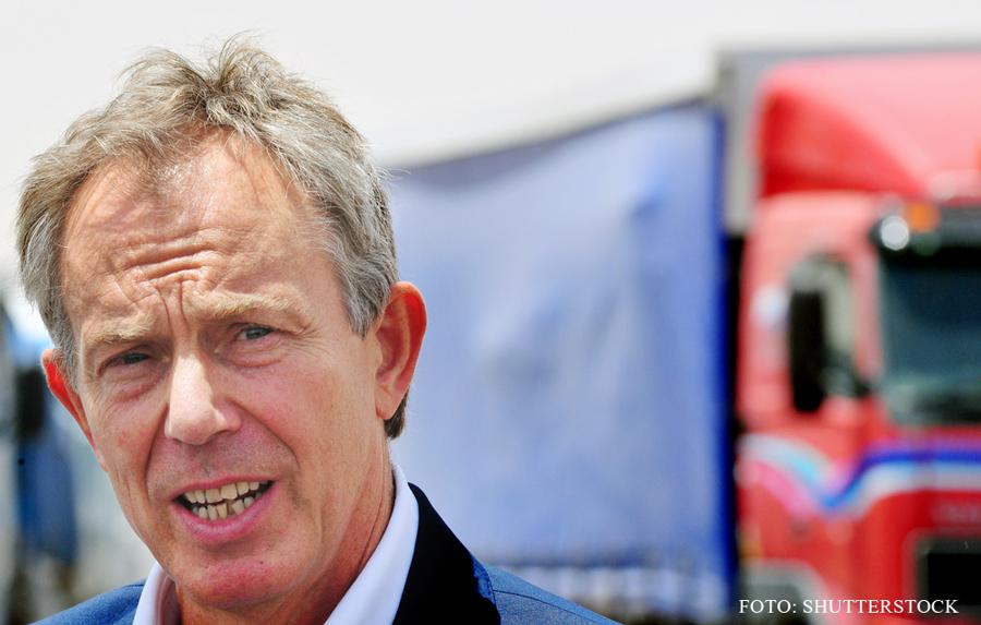 Tony Blair a devenit consilierul premierului unei tari pe care a bombardat-o. De ce noul sau sef l-a facut
