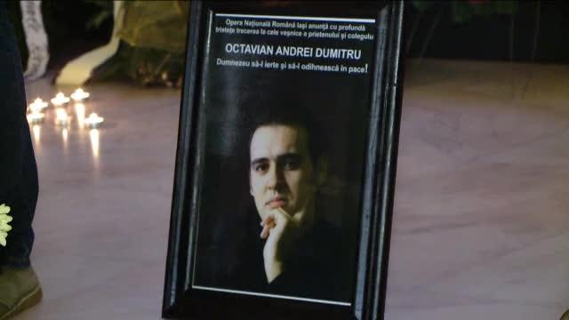 Artistul de la Opera Nationala din Iasi care s-a sinucis va fi inmormantat miercuri. De ce si-ar fi luat viata