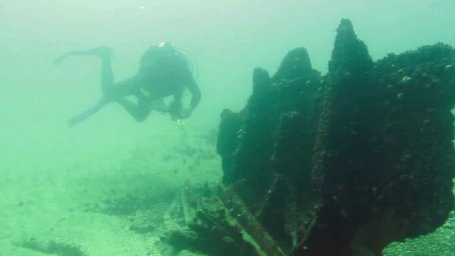 Litoralul romanesc isi deschide in aceasta vara muzeul subacvatic. Cat costa un sejur de explorare a epavelor antice
