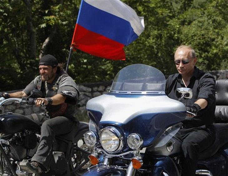 Reportaj CNN cu grupul de motociclisti