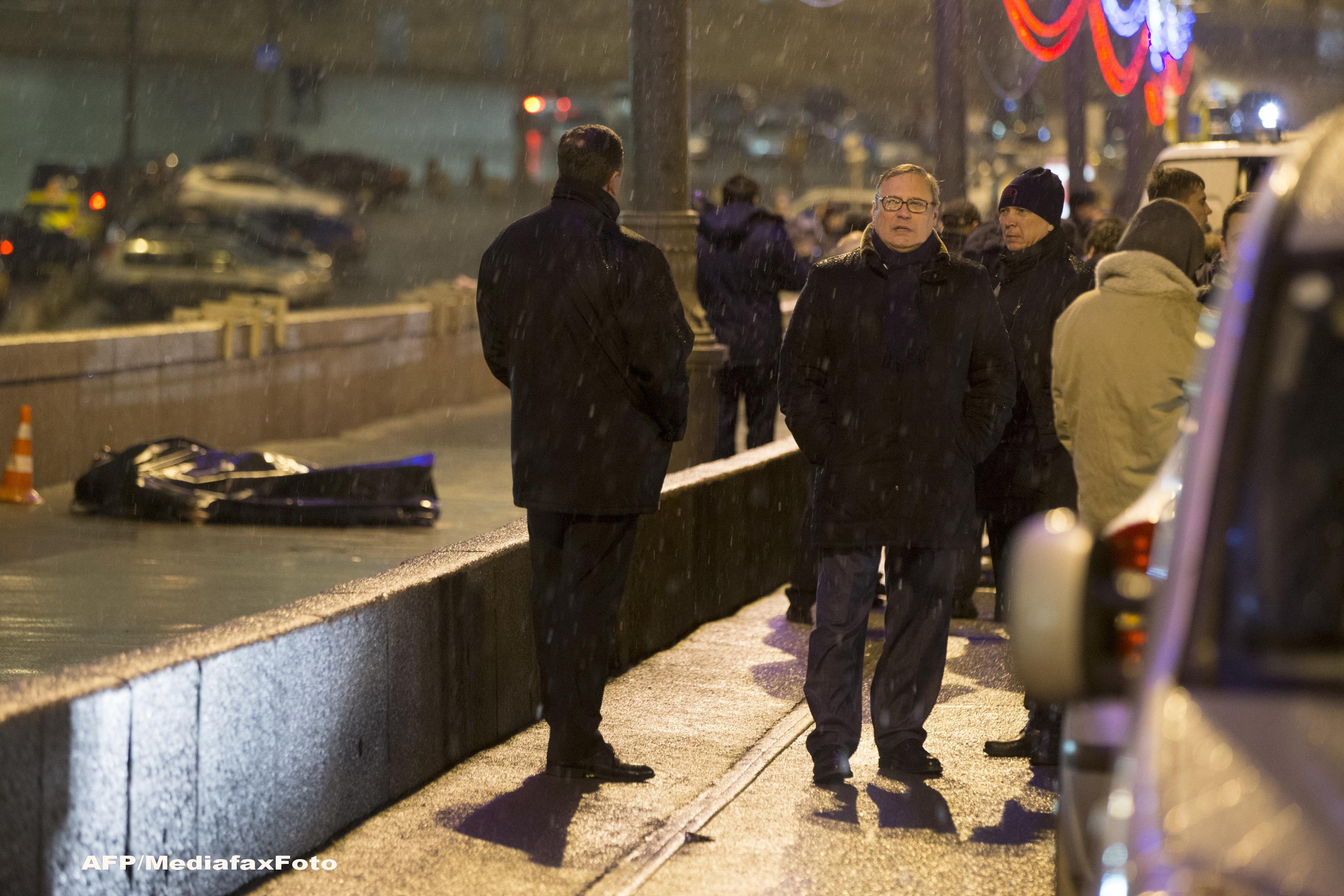 Boris Nemtov, cel mai mare adversar al lui Putin, a fost asasinat. Care sunt ipotezele analizate de anchetatori