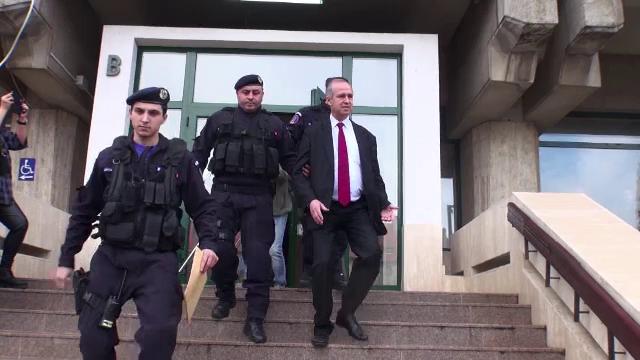 Primarul Brailei, retinut de DNA pentru coruptie. Simionescu e acuzat de abuz in serviciu si frauda cu fonduri europene