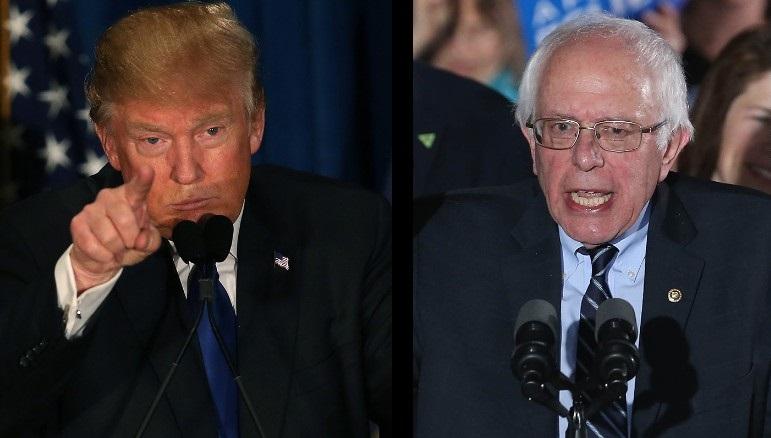 ALEGERI in SUA. Trump si Sanders au castigat in New Hampshire. Clinton a inregistrat o infrangere usturatoare