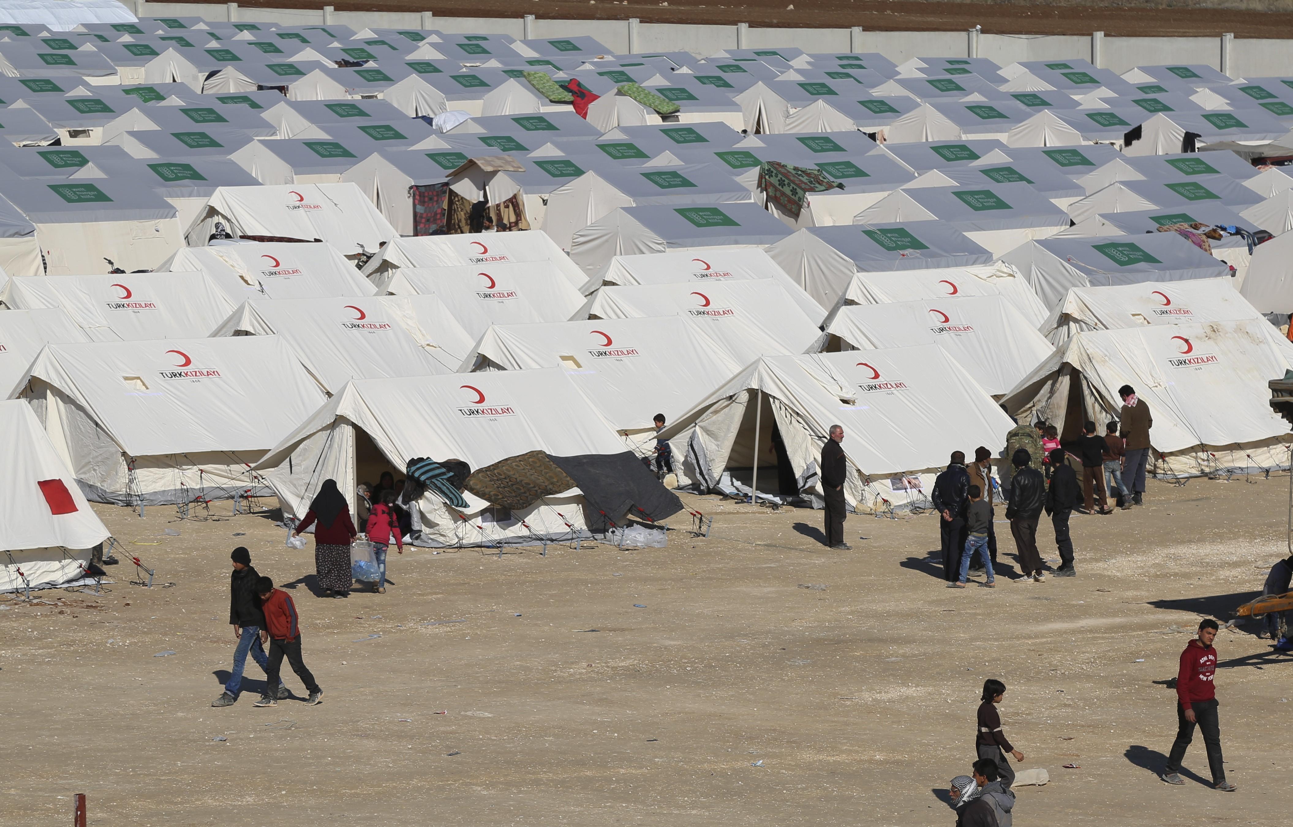 ONU solicita de urgenta incetarea bombardamentelor in Alep, Siria si deschiderea frontierei turce pentru refugiati