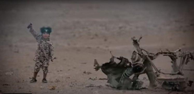Statul Islamic a dezvaluit un clip cu o noua executie.