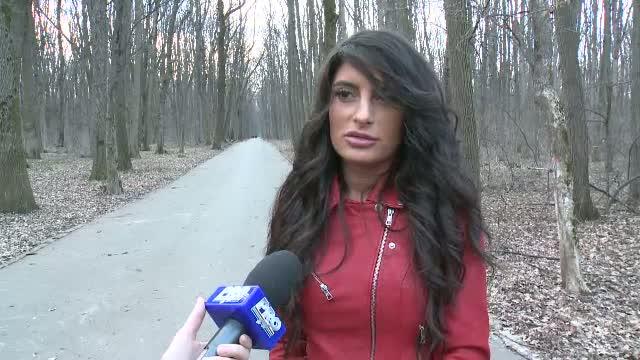 Gabriela, o romanca de 28 de ani, explica de ce si-a pus implant fesier.