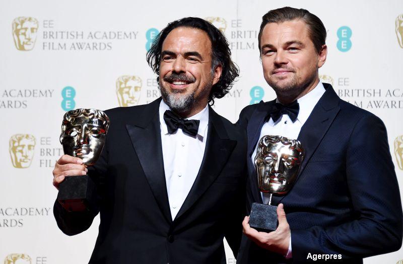 BAFTA 2016.