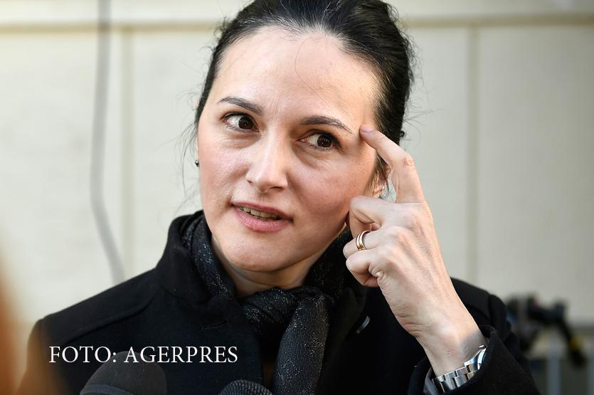 Sentinţa în dosarul în care este judecată fosta şefă a DIICOT Alina Bica, amânată pentru 12 iunie