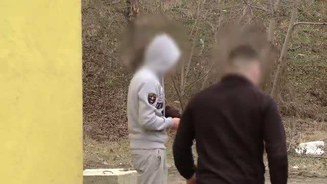 Aflat sub influenta drogurilor si incatusat, un tanar din Iasi a reusit sa fuga din spital. Unde a fost gasit. VIDEO