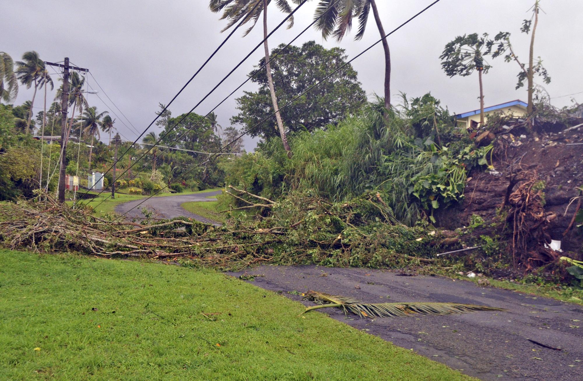 Statul Fiji, declarat