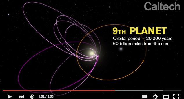A inceput cursa pentru gasirea celei de-a noua planete a sistemului solar. Spatiul de cautar, redus la jumatate