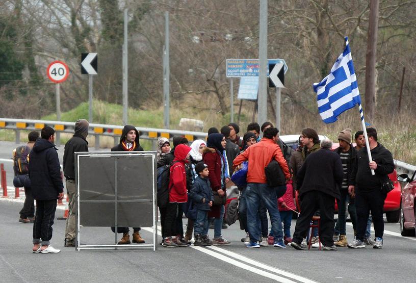 Grecia isi recheama ambasadorul in Austria si ameninta ca va bloca deciziile UE.