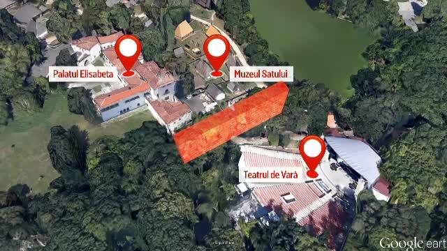 Casa Regala s-a suparat pe zgomotele de la Teatrul de Vara. Arsinel sustine ca au incurcat manelele cu o trupa balcanica
