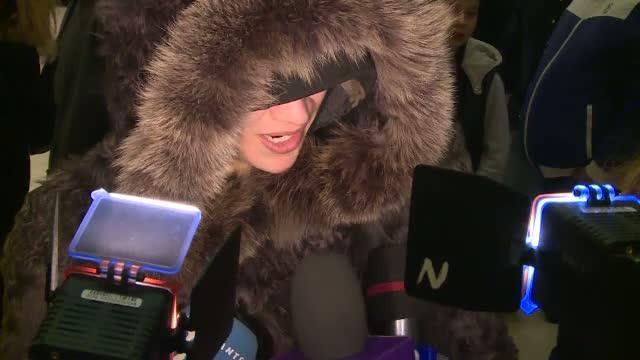Dupa 6 zile de chin, fotomodelul Eloisa a fost lasat sa intre in Romania. Ce a spus despre tara noastra dupa cosmarul trait