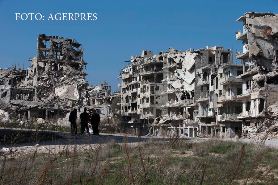 Zeci de morti, in prima zi de armistitiu in Siria. Rusii propun o solutie care l-ar salva pe Assad si ar crea un stat kurd