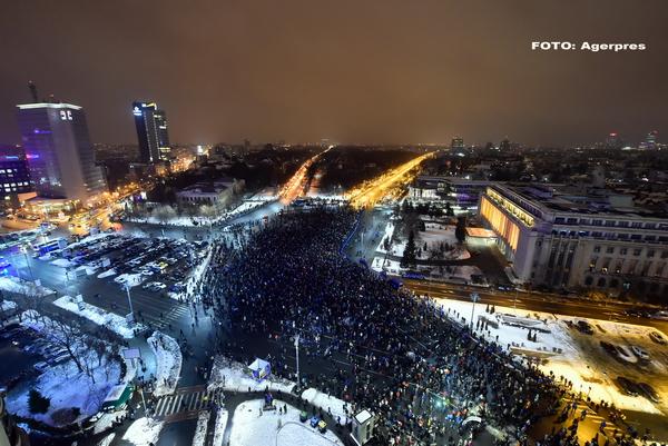Protestele din strada, sustinute de artisti. Vita de Vie si-a anulat concertele: