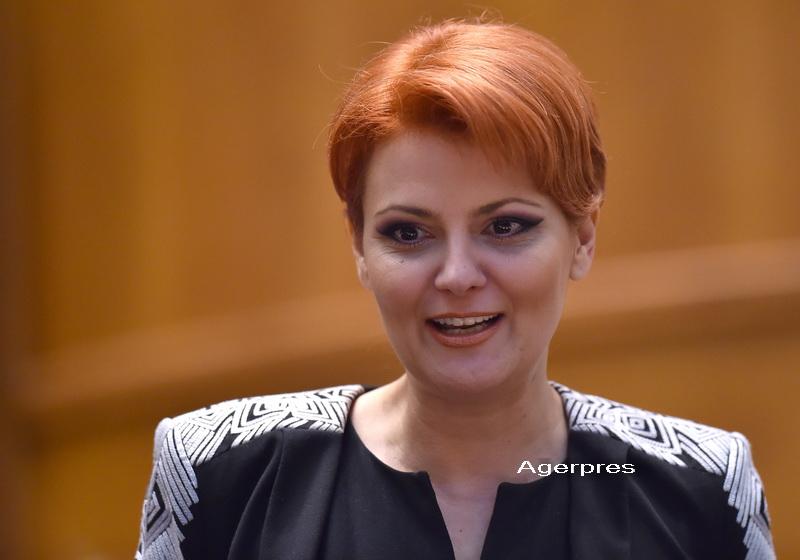 Lia Olguta Vasilescu: Va avea loc o discutie cu colegii care nu au votat motiunea de cenzura