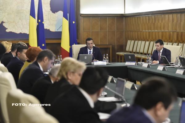 STENOGRAMA sedintei de Guvern din 31 ianuarie, cand a fost adoptata ordonanta de urgenta pentru modificarea Codurilor penale