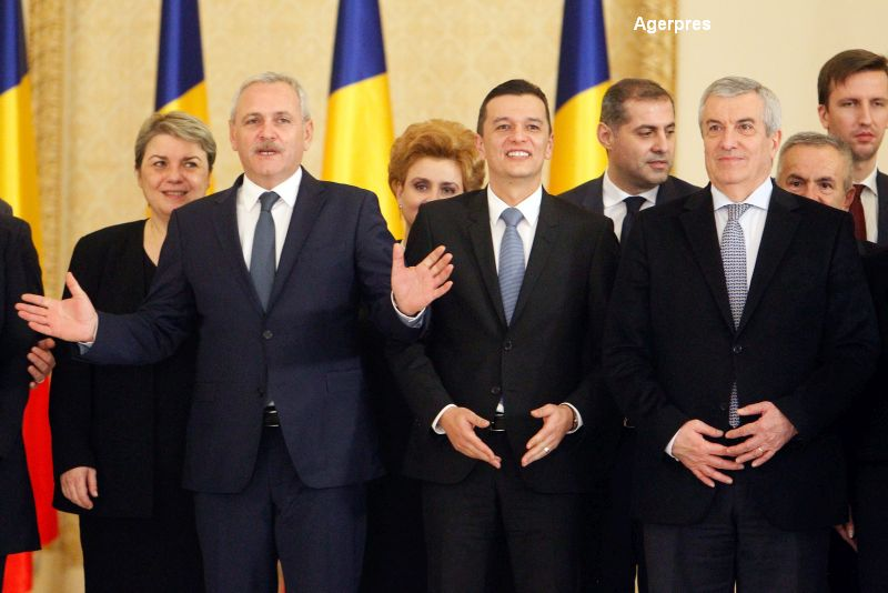 Noul plan anuntat de Grindeanu si Dragnea pentru modificarea Codurilor penale.