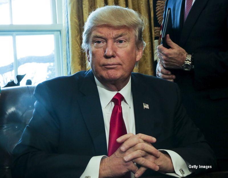 Trump asteapta verdictul in cazul decretului anti-imigranti.