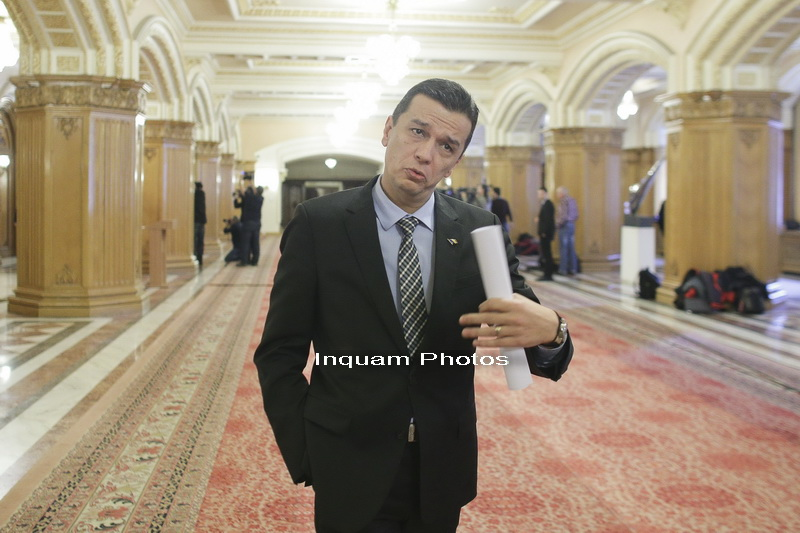 Grindeanu, intrebat daca isi va cere scuze protestatarilor: O sa vedeti in discursul pe care o sa-l am la motiune