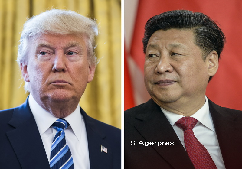 Donald Trump a promis in timpul unei convorbiri telefonice cu Xi Jinping sa respecte politica