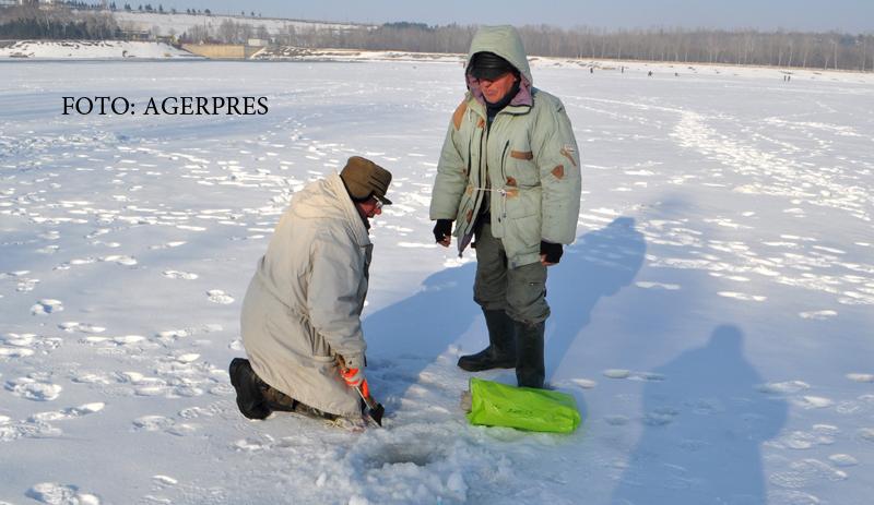 Criza de peste in Romania, din cauza ca lacurile sunt inghetate. Cum se pregatesc producatorii pentru Florii