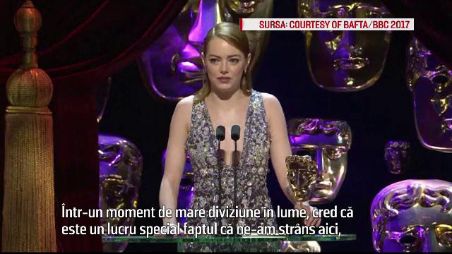 Premiile BAFTA 2017.