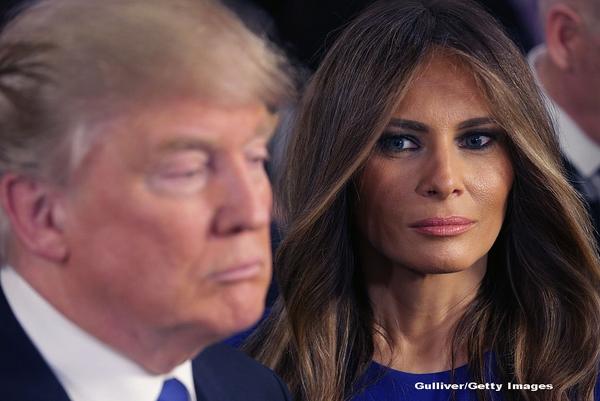 Legea imigratiei. Melania Trump ar fi fost deportata din SUA, daca Donald Trump era presedinte in 1990, cand ea era fotomodel