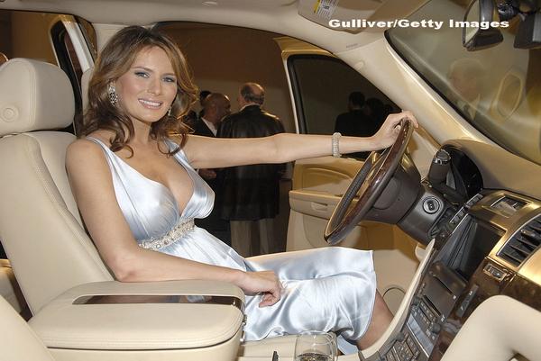 Cardi B a publicat pe internet fotografii nud cu soția președintelui Donald Trump