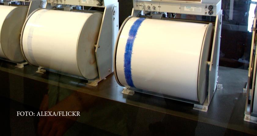 Cutremur cu magnitudinea 3,7 in zona Vrancea. Alte doua seisme s-au produs luni dimineata
