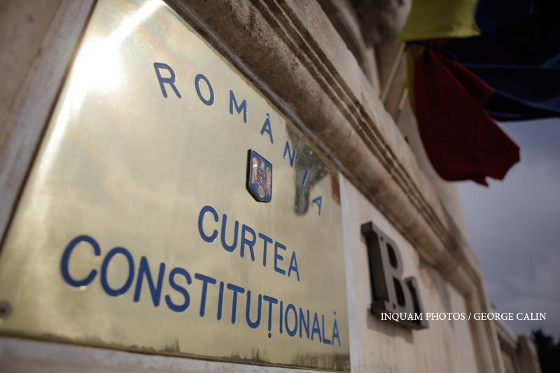 CCR a admis sesizările PNL, USR și ICCJ pe modificarea Statutului magistraților