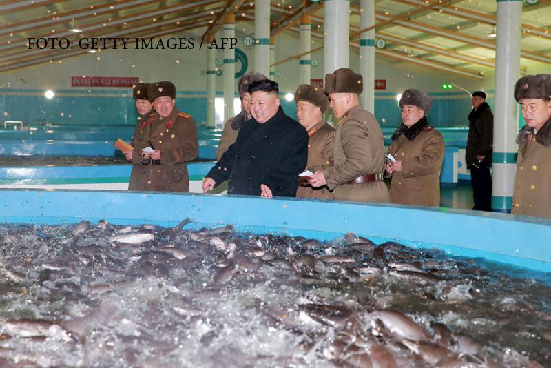 Cinci demnitari nord-coreeni, executati cu tunul din ordinul lui Kim Jong-un. Greselile pentru care au fost pedepsiti astfel
