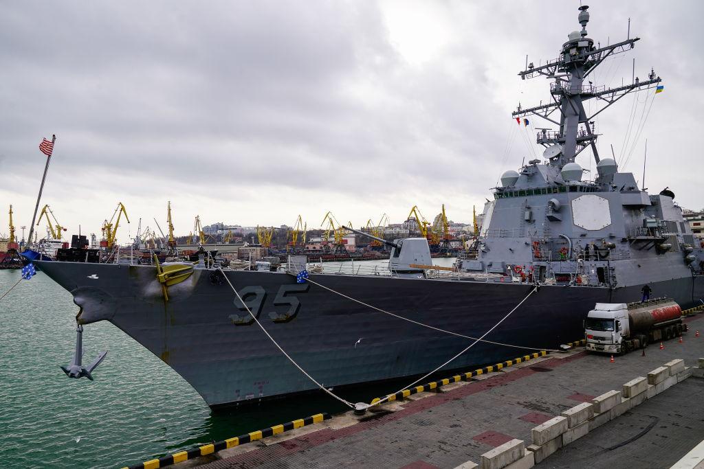 """Un comandant al Forțelor Navale din SUA, """"mituit"""" cu prostituate din Mongolia"""