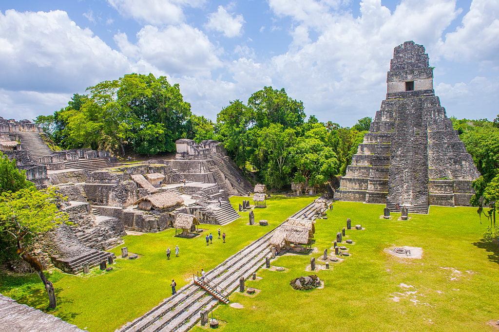 Mii de structuri ale civilizaţiei maya, descoperite în Guatemala cu ajutorul unei tehnologii revoluţionare
