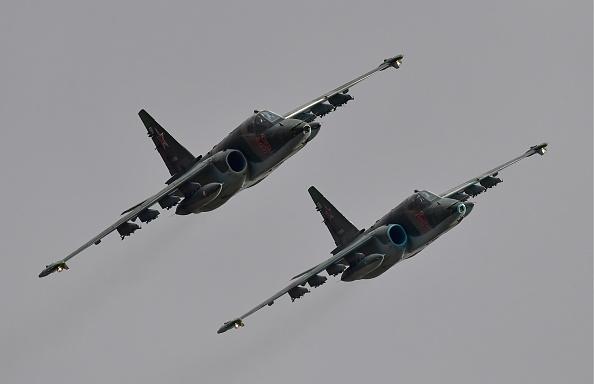 Răzbunarea rușilor după ce rebelii sirieni au executat un pilot rus