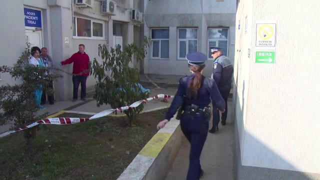 Un pacient internat la Spitalul de Urgență din Pitești a murit, după ce a căzut de la etajul 6