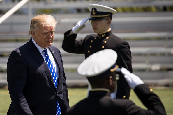 Trump a cerut organizarea unei parade grandioase, pentru a prezenta puterea militară americană
