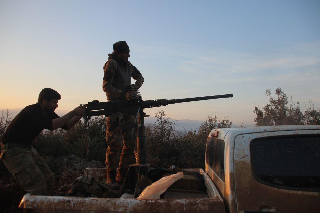 Statul Islamic mai ocupă doar patru kilometri pătraţi în Siria