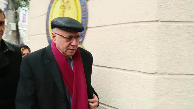 Chirurgul Irinel Popescu, plasat sub control judiciar pentru 60 de zile